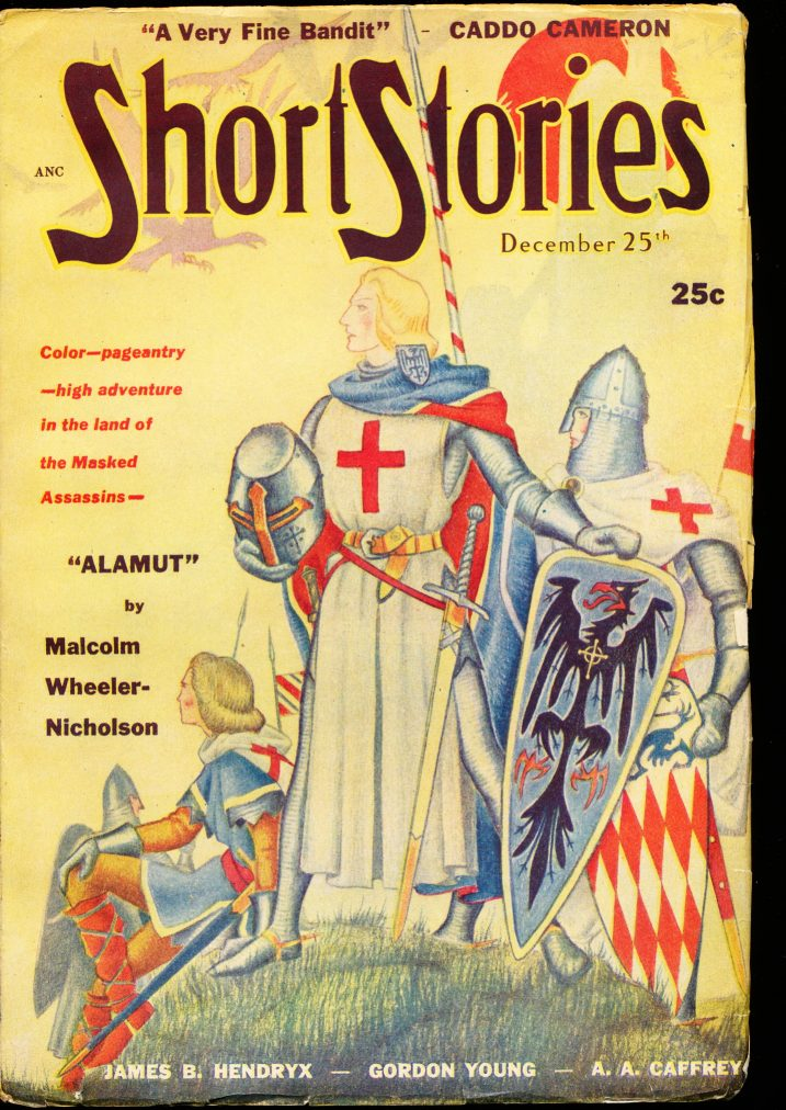SHORT STORIES - 12/25/47 - FN-VF - ID #: 10-99014