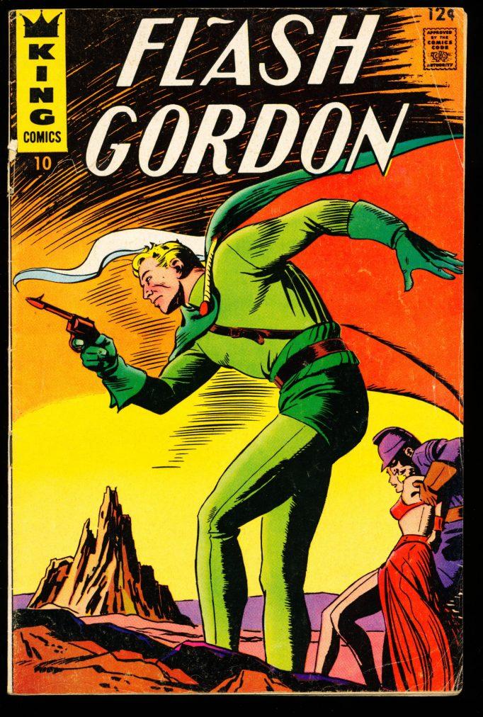FLASH GORDON - #10 - 5.0