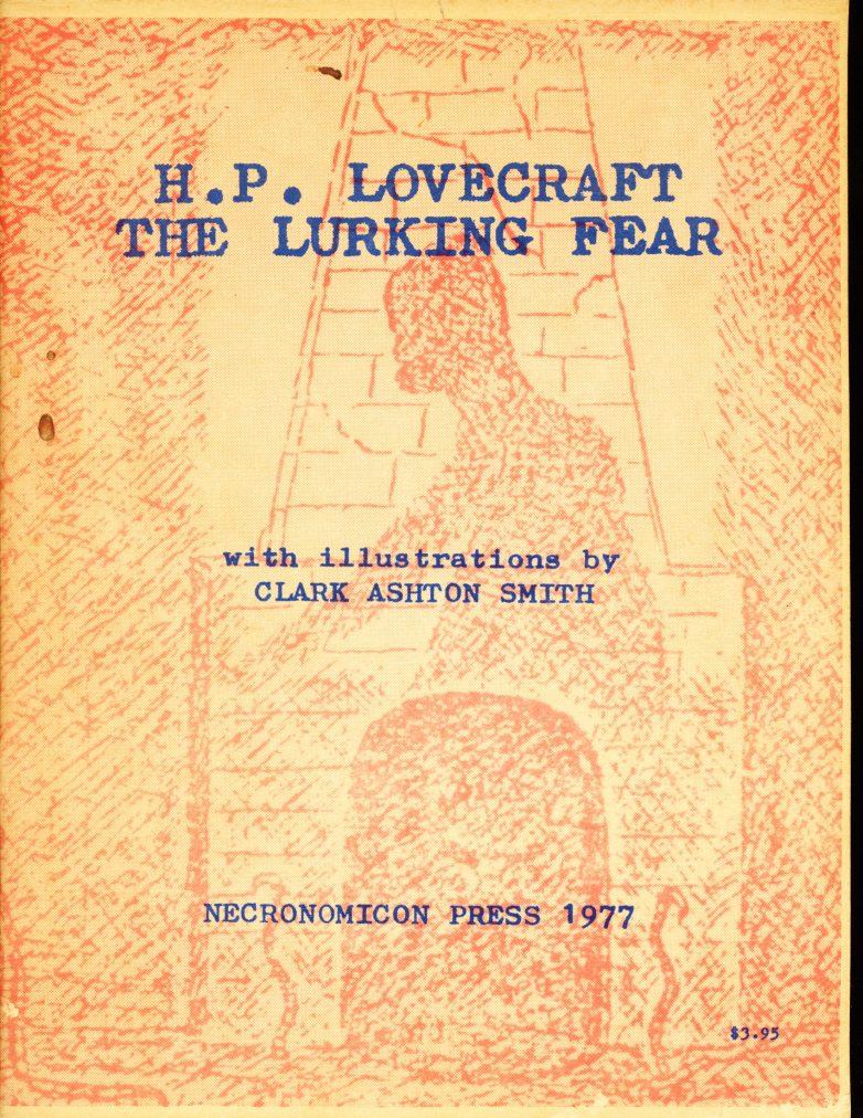 Lurking Fear -  /77 - H.P. Lovecraft - VG