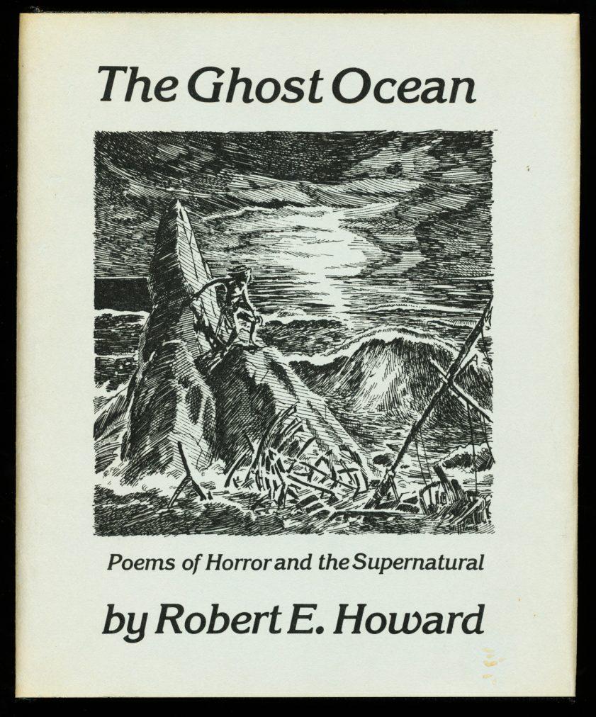 Ghost Ocean -  /82 - Robert E. Howard - VG-FN