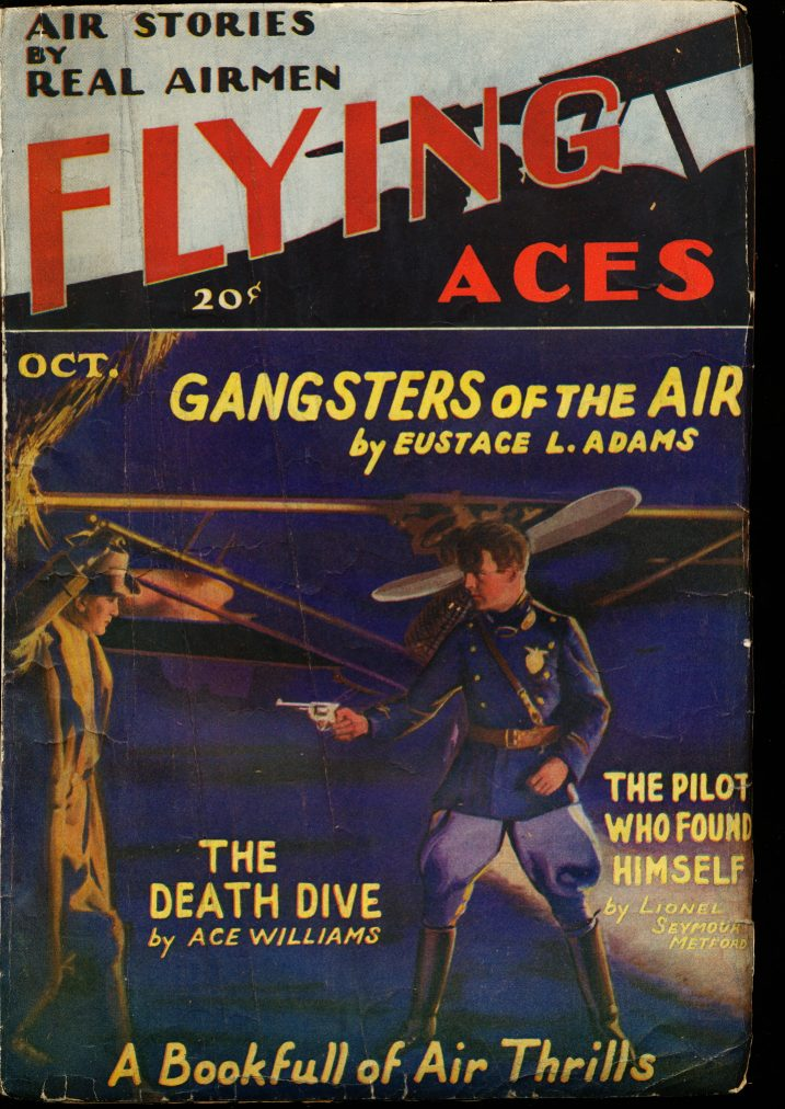 FLYING ACES - 10/28 - FA-G - ID #: 80-99277
