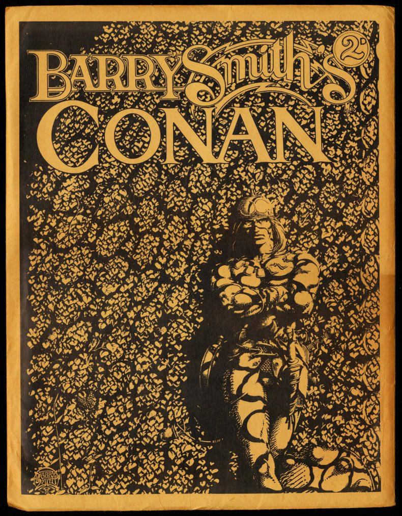Barry Smith's Conan [Art Portfolio] -  /74 - [Signed Limited Edition Portfolio of 1000 copies] - FN