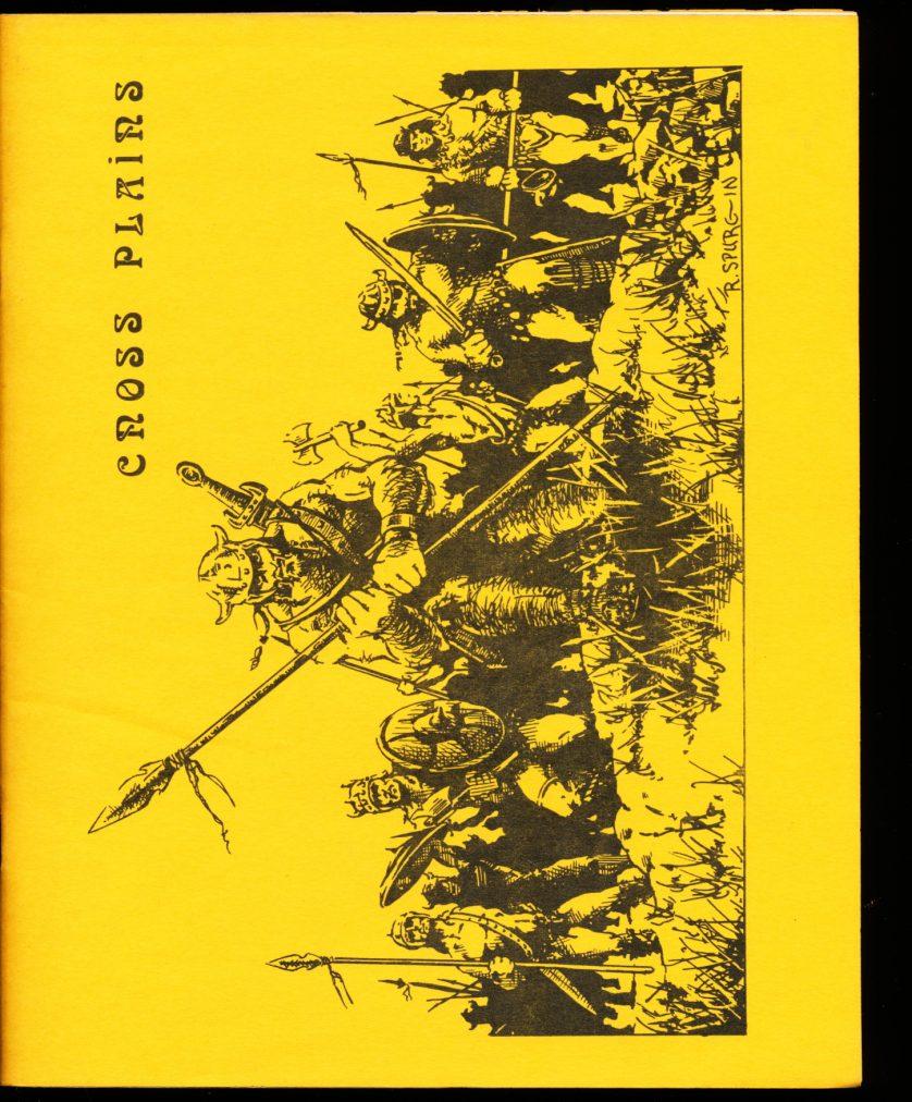 Cross Plains - #2 - Robert E. Howard - FN