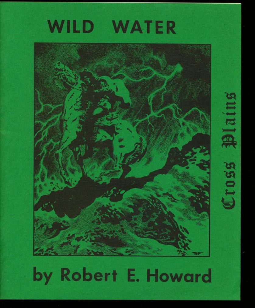 Cross Plains - #7 - Robert E. Howard - FN
