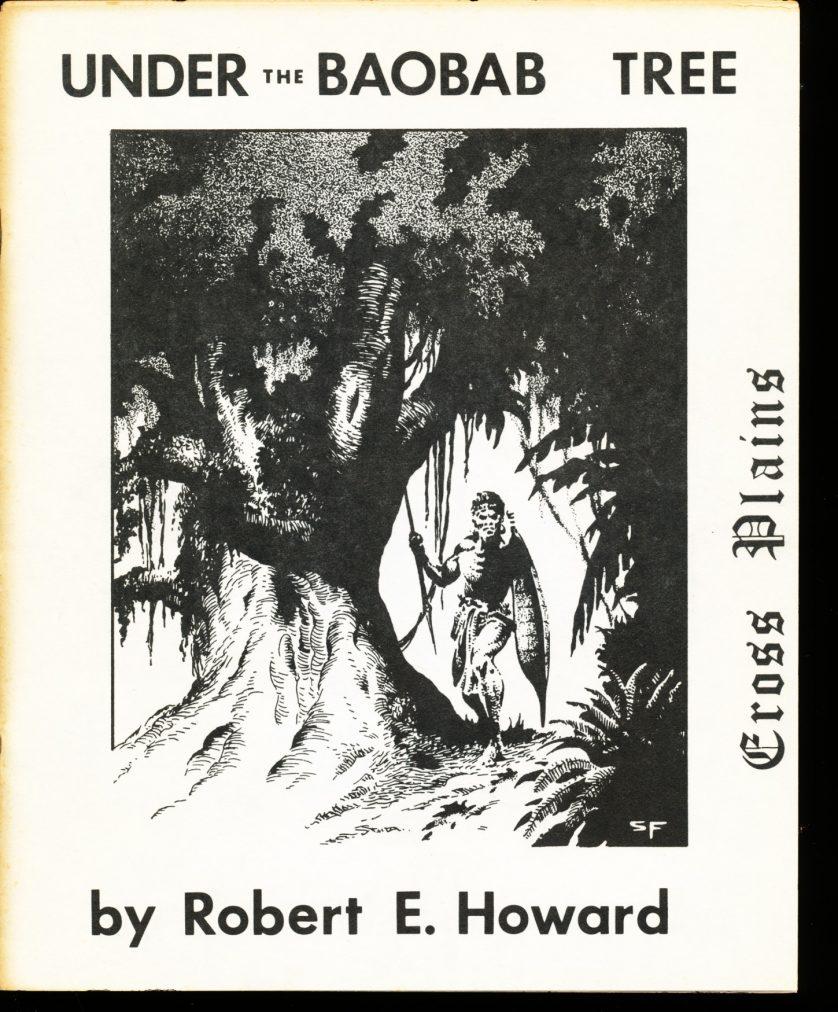 Cross Plains - #5 - Robert E. Howard - VG-FN