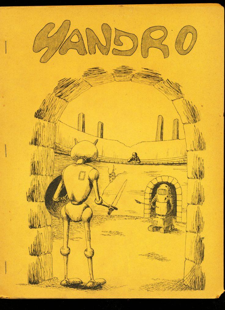 Yandro - #223 - Bruce Coulson - VG - 78-20918