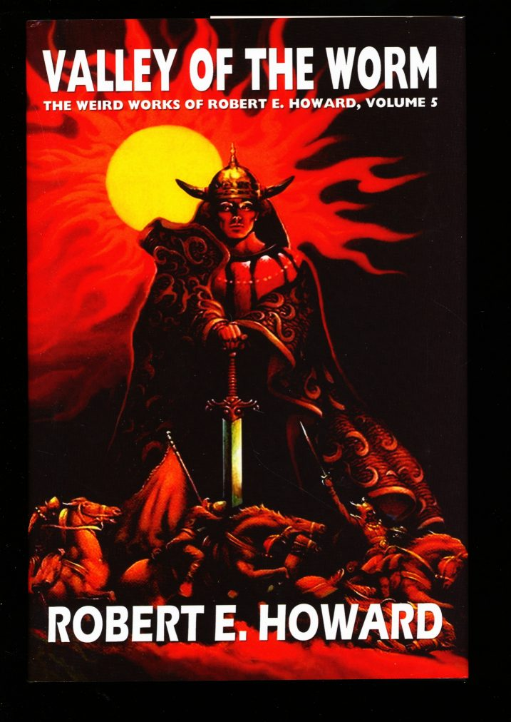Valley of the Worm -  /06 - Robert E. Howard - FN - 78-21112