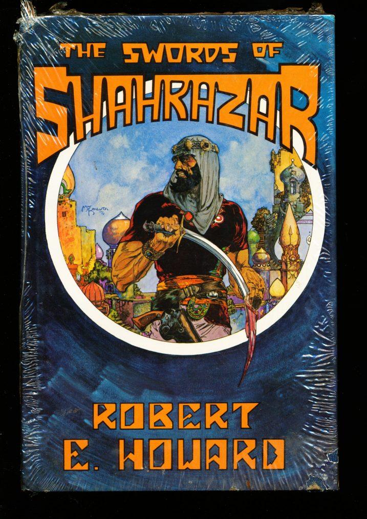 Swords of Shahrazar - /76 - Robert E. Howard - G-VG - 78-21113