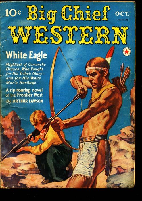 Big Chief Western - 10/40 - VGOOD - ID#: 80-94421