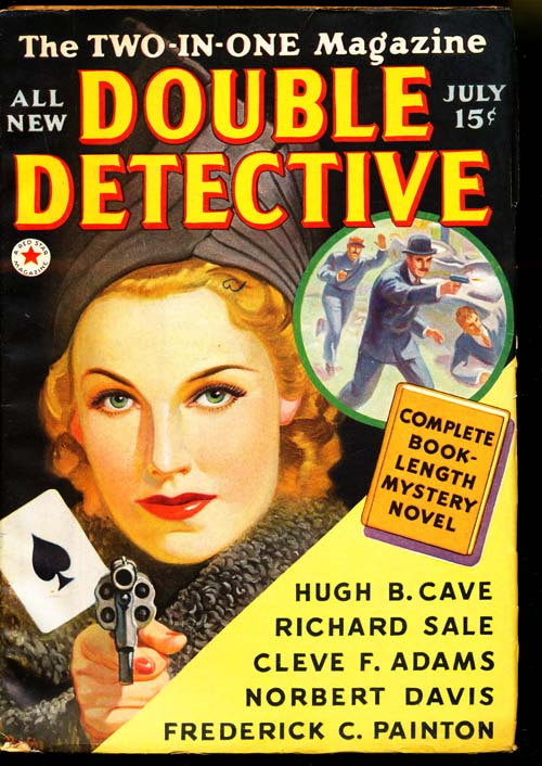 Double Detective - 07/38 - FINE + - ID#: 80-95200