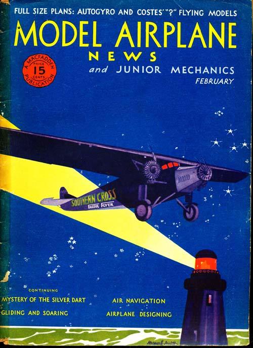 Model Airplane News - 02/31 - GOOD + - ID#: 80-95742