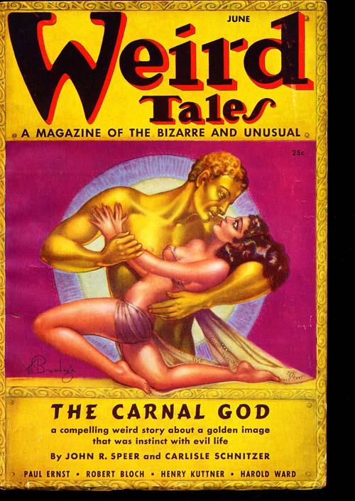 Weird Tales - 06/37 - FINE - ID#: 80-97134