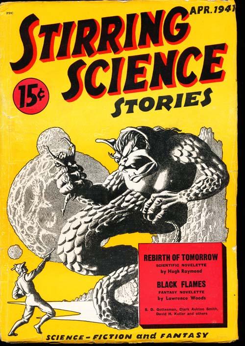 Stirring Science Stories - 04/41 - FINE - ID#: 80-98608