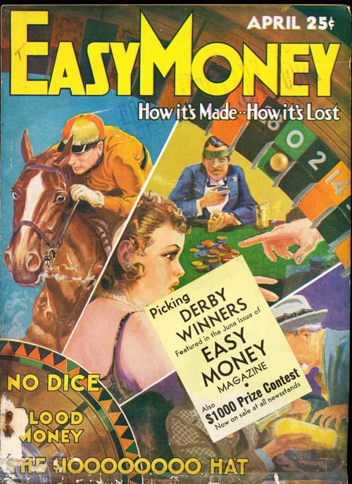 Easy Money - 04/36 - GOOD - ID#: 80-98905