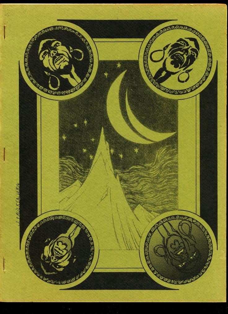 REHUPA #18 - 11/75 - VG - Robert E. Howard Fanzine