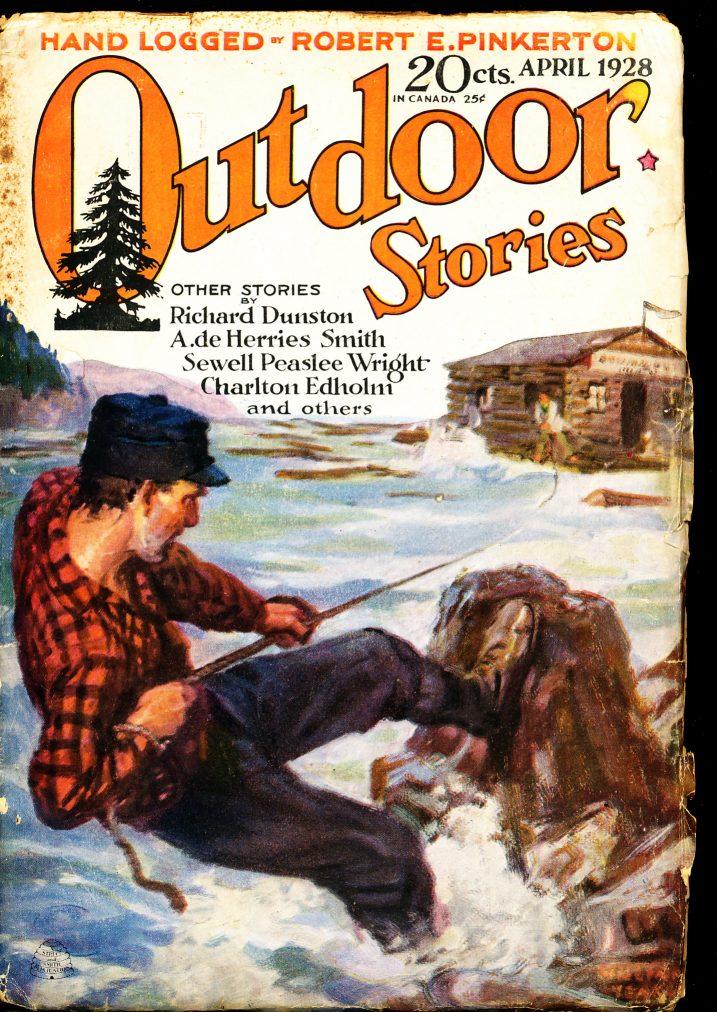 Outdoor Stories - 04/28 - VG - 81-30425