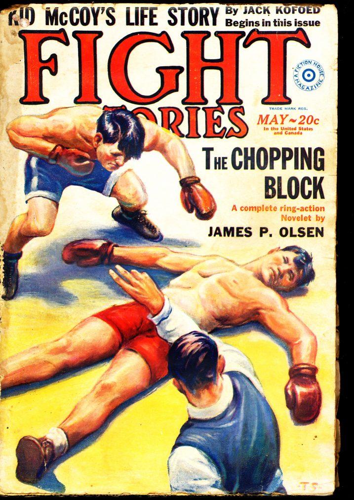 Fight Stories - 05/30 - G - Robert E. Howard - 81-30426