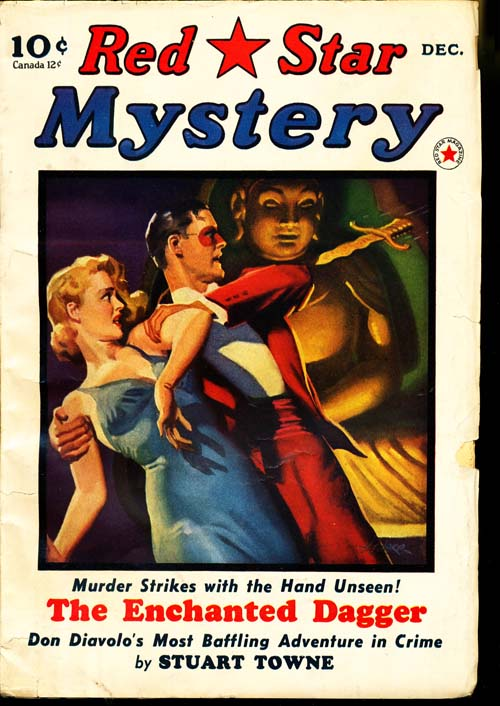 Red Star Mystery - 12/40 - VGOOD - ID#: 80-96171