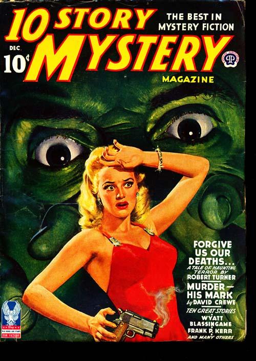 10 Story Mystery Magazine - 12/42 - FINE - ID#: 80-94169