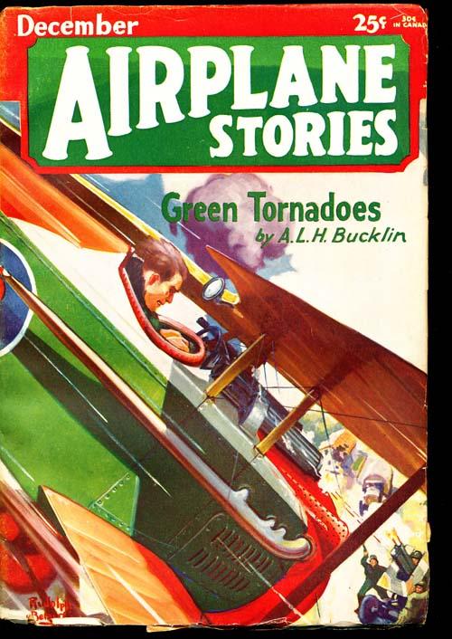 Airplane Stories - 12/30 - GOOD + - ID#: 80-94305