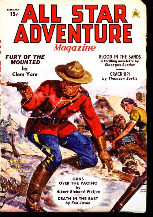 All Star Adventure Magazine - 02/37 - NFINE - ID#: 80-94325
