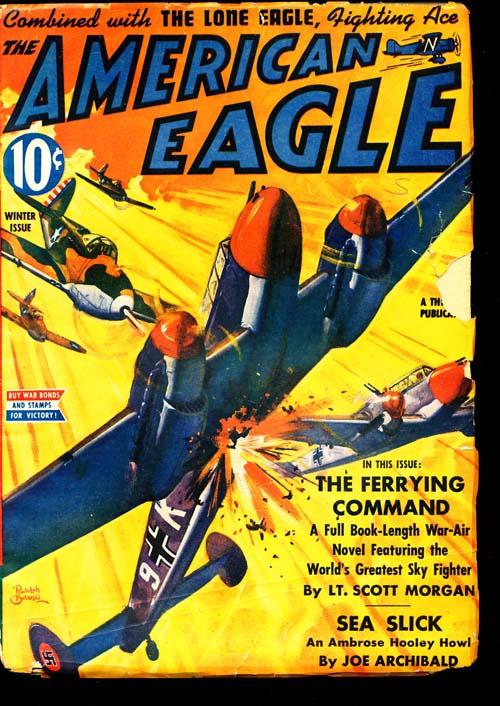 American Eagle - WINTER/43 - GOOD - ID#: 80-94345