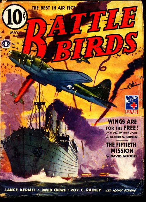 Battle Birds - 05/44 - VGOOD - ID#: 80-94412