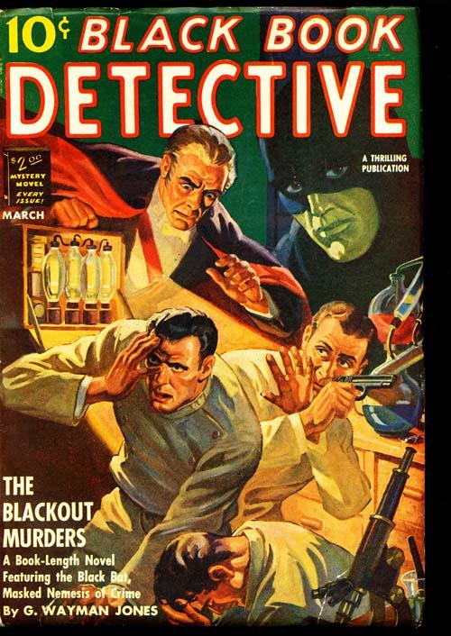 Black Book Detective - 03/42 - VFINE - ID#: 80-94451