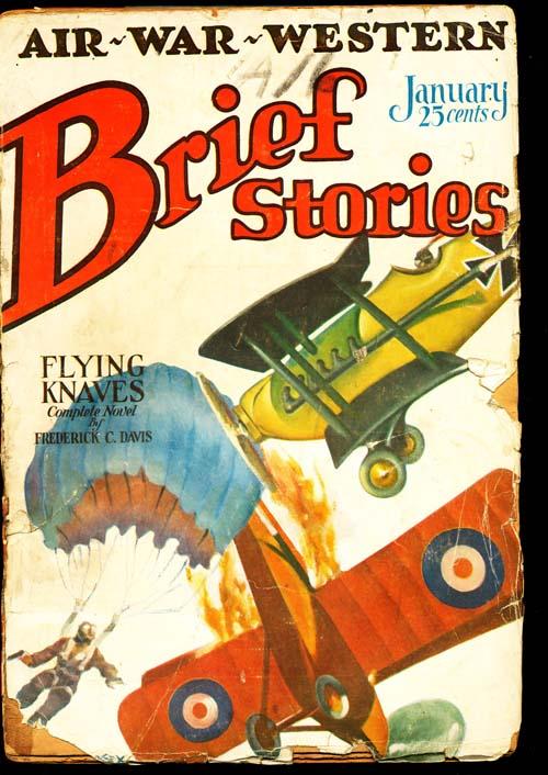 Brief Stories - 01/29 - GOOD + - ID#: 80-94505