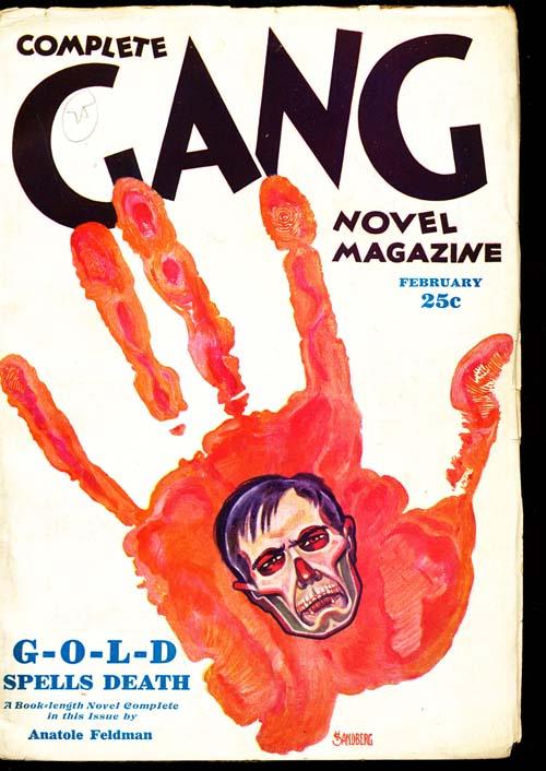 Complete Gang Novel Magazine - 02/32 - VGOOD - ID#: 80-94607