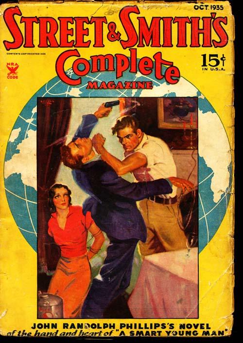 Complete Magazine - 10/35 - GOOD + - ID#: 80-94613