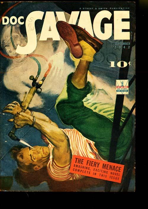 Doc Savage - 09/42 - NFINE - ID#: 80-95109