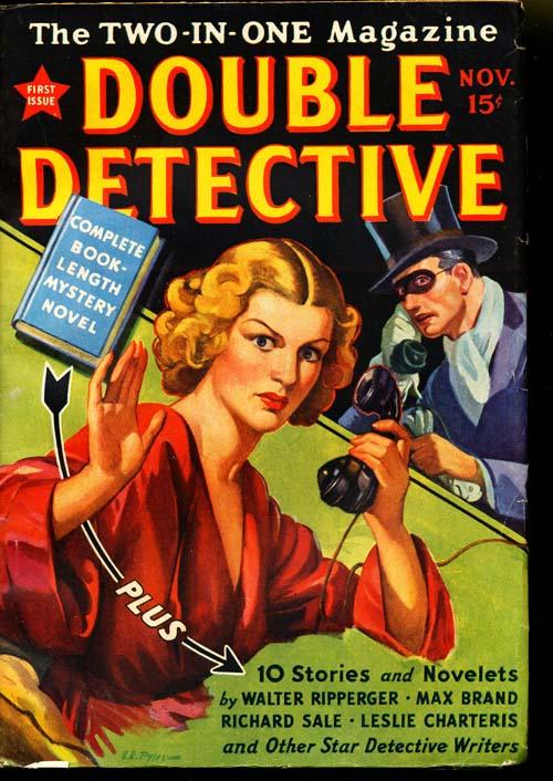 Double Detective - 11/37 - FINE - ID#: 80-95194