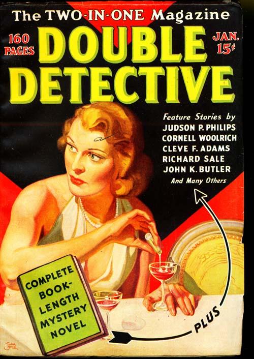 Double Detective - 01/38 - FINE + - ID#: 80-95195