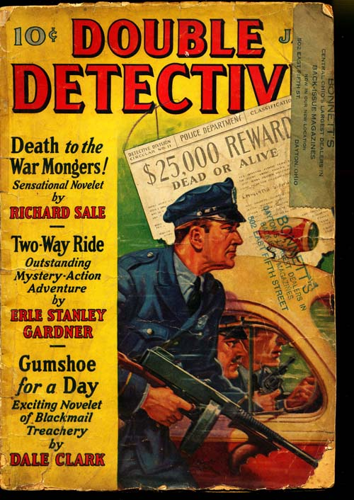 Double Detective - 01/40 - POOR - ID#: 80-95215