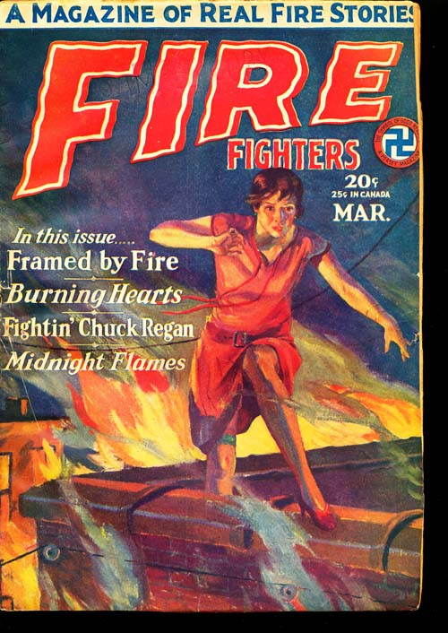 Fire Fighters - 03/29 - GOOD + - ID#: 80-95326