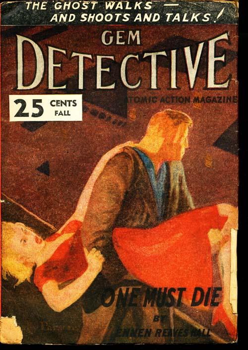 Gem Detective - FALL/46 - GOOD + - ID#: 80-95536