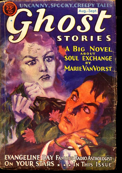 Ghost Stories - 08-09/31 - GOOD + - ID#: 80-95555