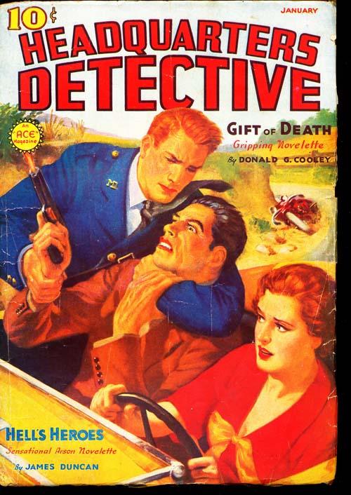 Headquarters Detective - 01/37 - NFINE - ID#: 80-95605