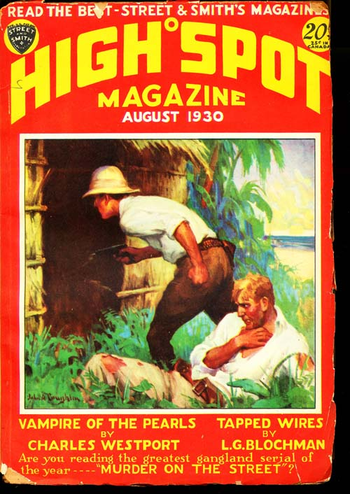 High Spot Magazine - 08/30 - GOOD + - ID#: 80-95608