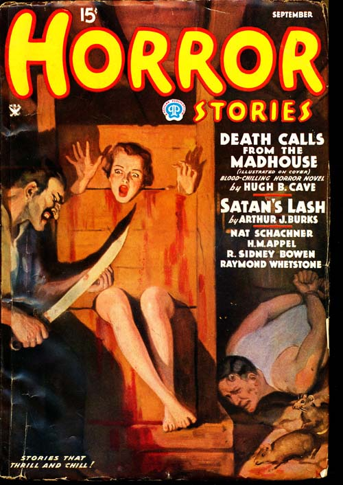 Horror Stories - 09/35 - GOOD - ID#: 80-95635