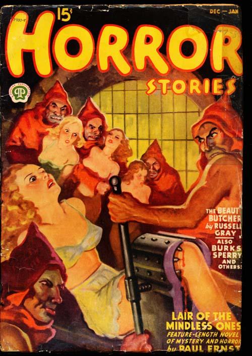 Horror Stories - 12-01/38-39 - GOOD + - ID#: 80-95654