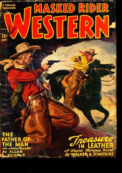 Masked Rider Western - 10/48 - GOOD+ - ID#: 80-95731