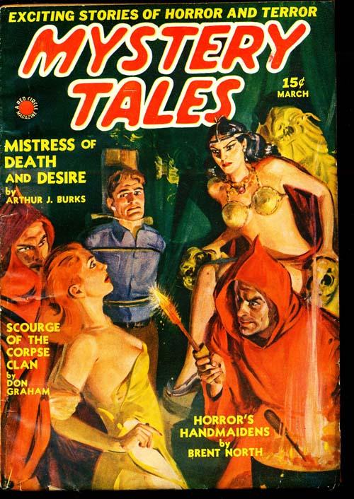 Mystery Tales - 03/40 - VGOOD - ID#: 80-95818
