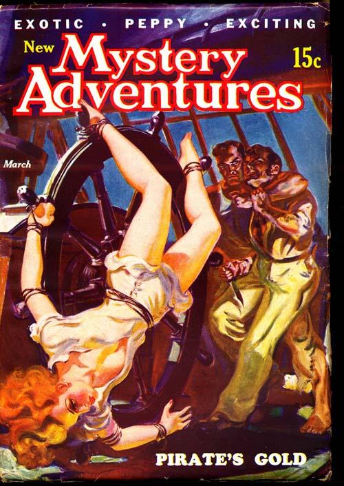 New Mystery Adventures - 03/36 - FINE + - ID#: 80-95832