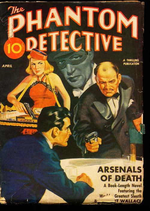 Phantom Detective - 04/42 - VGOOD - ID#: 80-96003