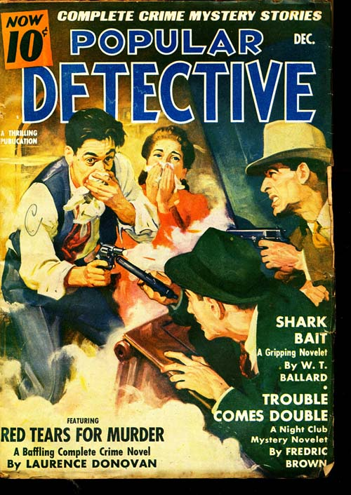 Popular Detective - 12/41 - NFINE - ID#: 80-96044