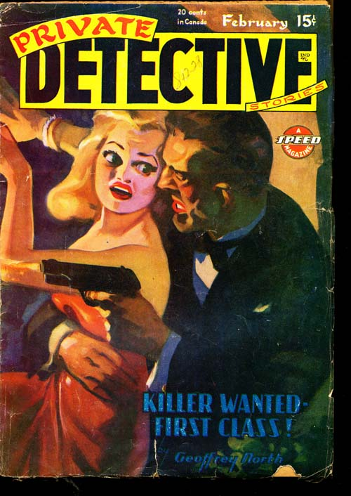 Private Detective Stories - 02/46 - VGOOD - ID#: 80-96101