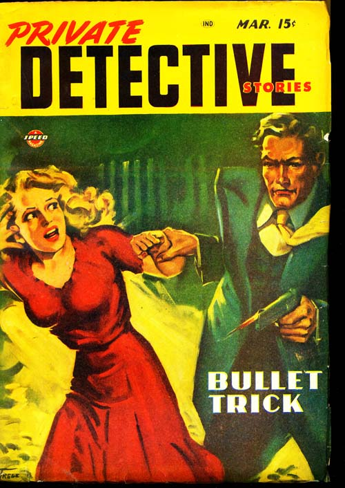 Private Detective Stories - 03/47 - VGOOD - ID#: 80-96104