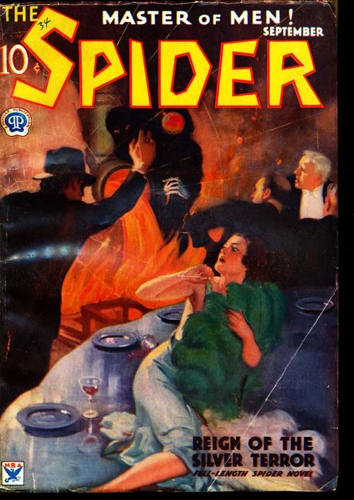 Spider, The - 09/34 - NFINE - ID#: 80-96595